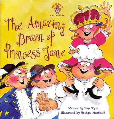 The Amazing Brain of Princess Jane